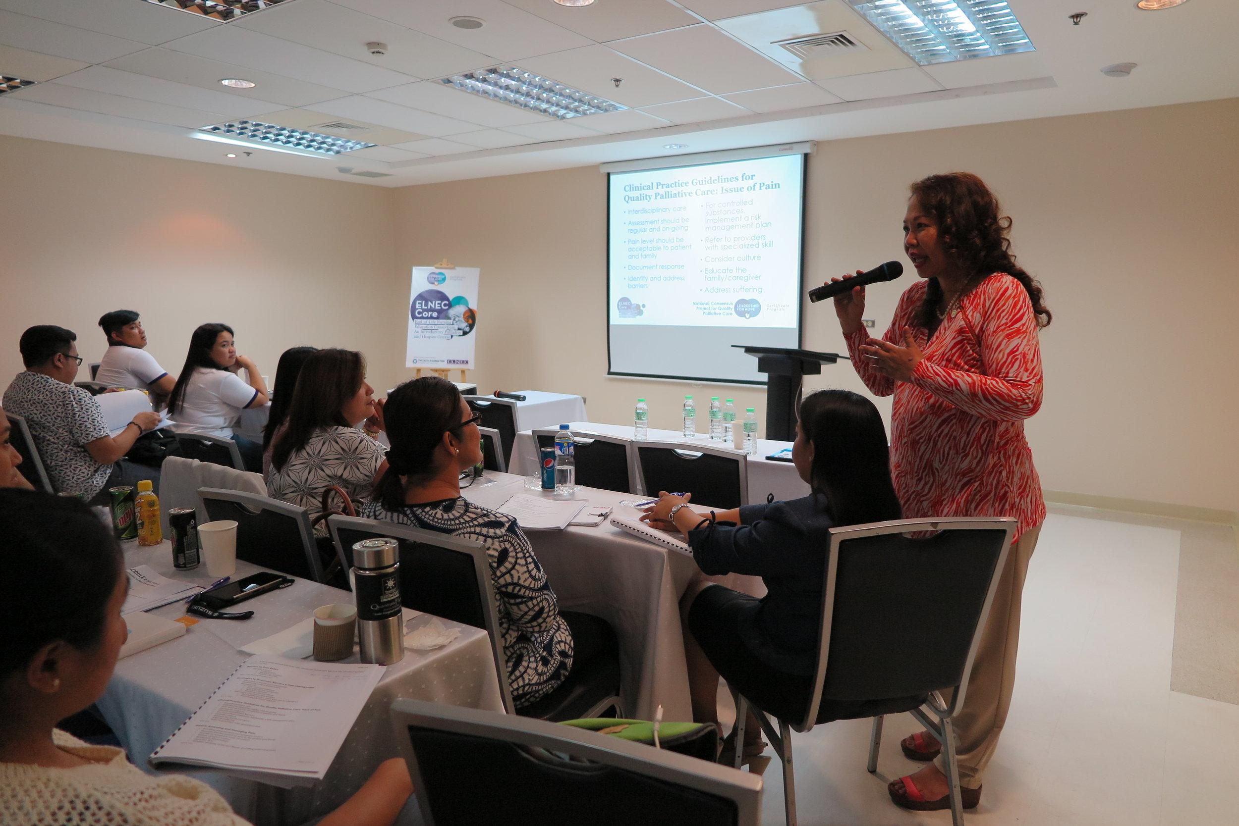 Lecturer: Dr. Rachel Rosario