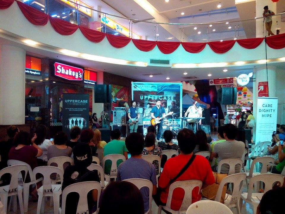 At V-Central Mall Molino