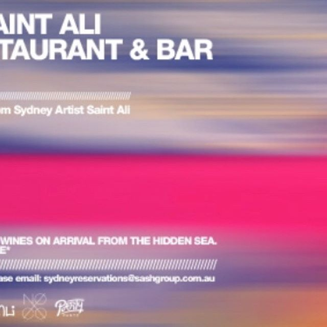 We celebrate the unveiling of some new works including collaboration with Sydney brand @partypantsbrand with art on display for a one month residency in @sashjapanese.sydney , one of Sydney's newest hot spots featuring a Japanese, Hawaiian and South American inspired menu.  LIVE ART MUSIC DRINKS FOOD  Join us on Thursday 30th May, for complimentary wine from 6:30pm-7:00pm from our good friends @hiddensea wines to go with our Sash Signature set menu for only $50pp exclusively available for this event.  Music:  @jadeleflay  Sponsored by: @partypantsbrand @hiddensea For dinner reservations and RSVP please email:  sydneyreservations@sashgroup.com.au