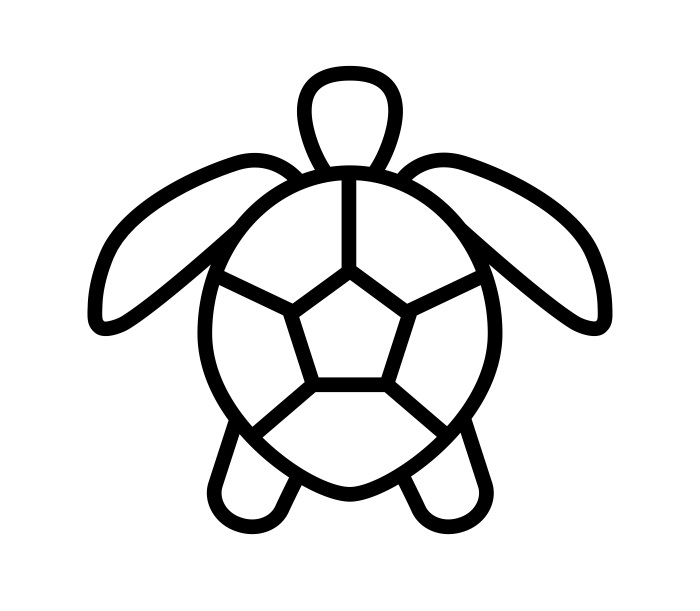 Save Sea Turtles - Seriously.Wind and rain help plastic make its way from street and landfill into the ocean. The only solution is less waste.