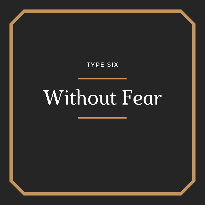 Without Fear - A movement from doubt and fear, thinking that we can't trust life, to a state of Faith, courageously carrying on even when we don't have certainty. Lyrics & More…