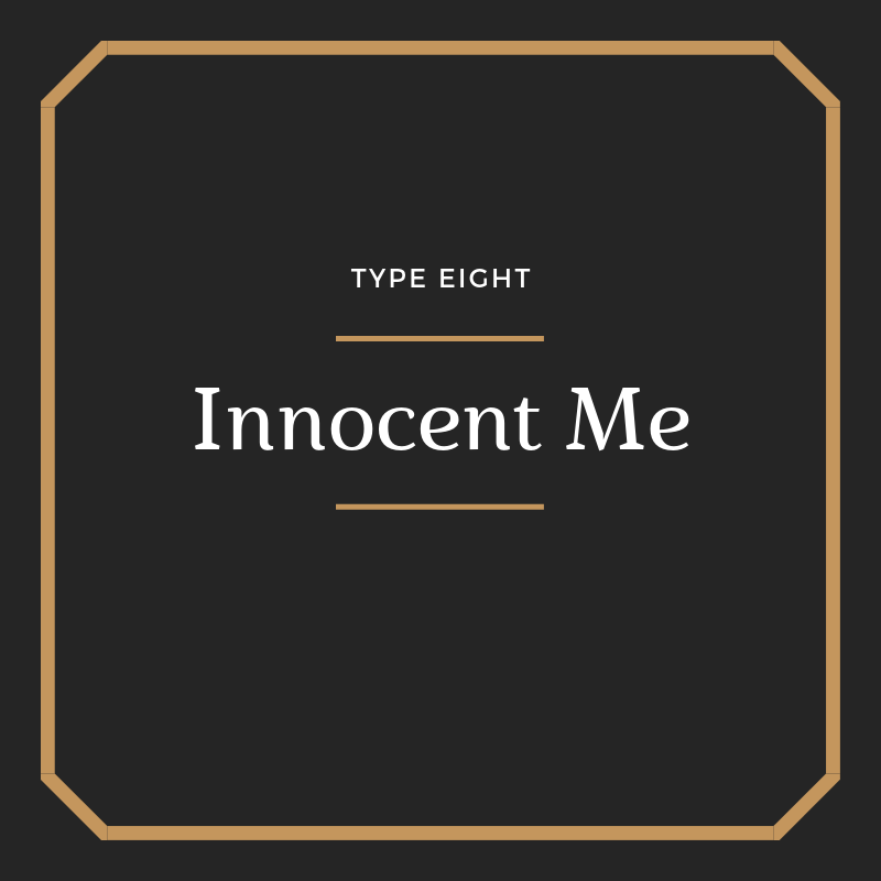 Innocent Me - A movement from vengeance and a desire for excess, wanting intensity and to protect ourselves and those we love from a harsh world, to a state of Innocence, surrendering ourselves and allowing life to touch us in our vulnerability. Lyrics & more…