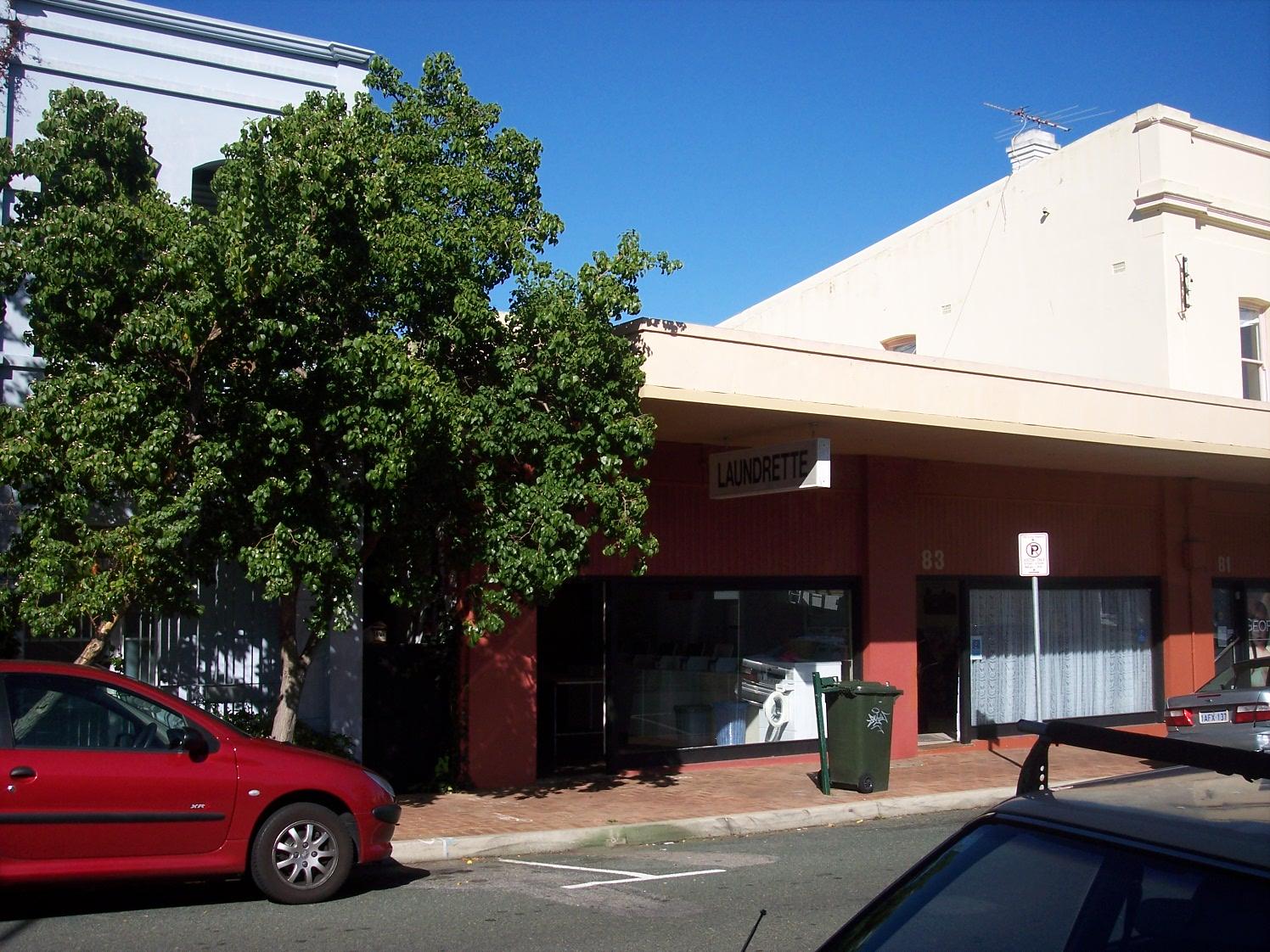 7-5-07 View SW 85 George Street.jpg