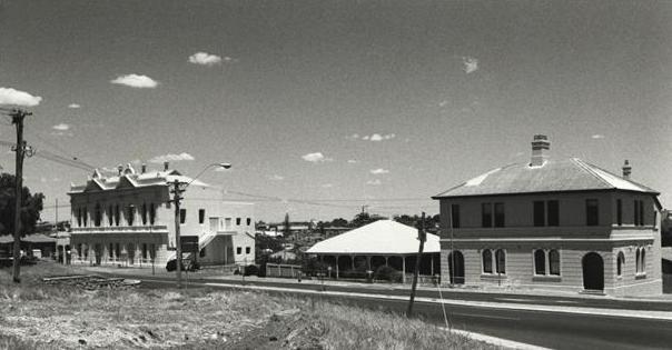 East Fremantle Public Buildings