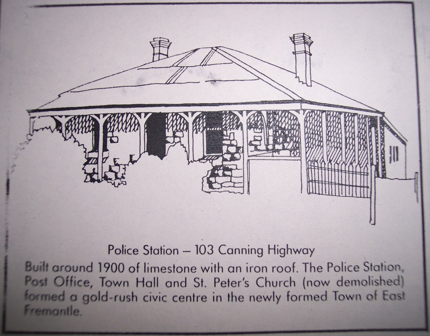 Former Police Station