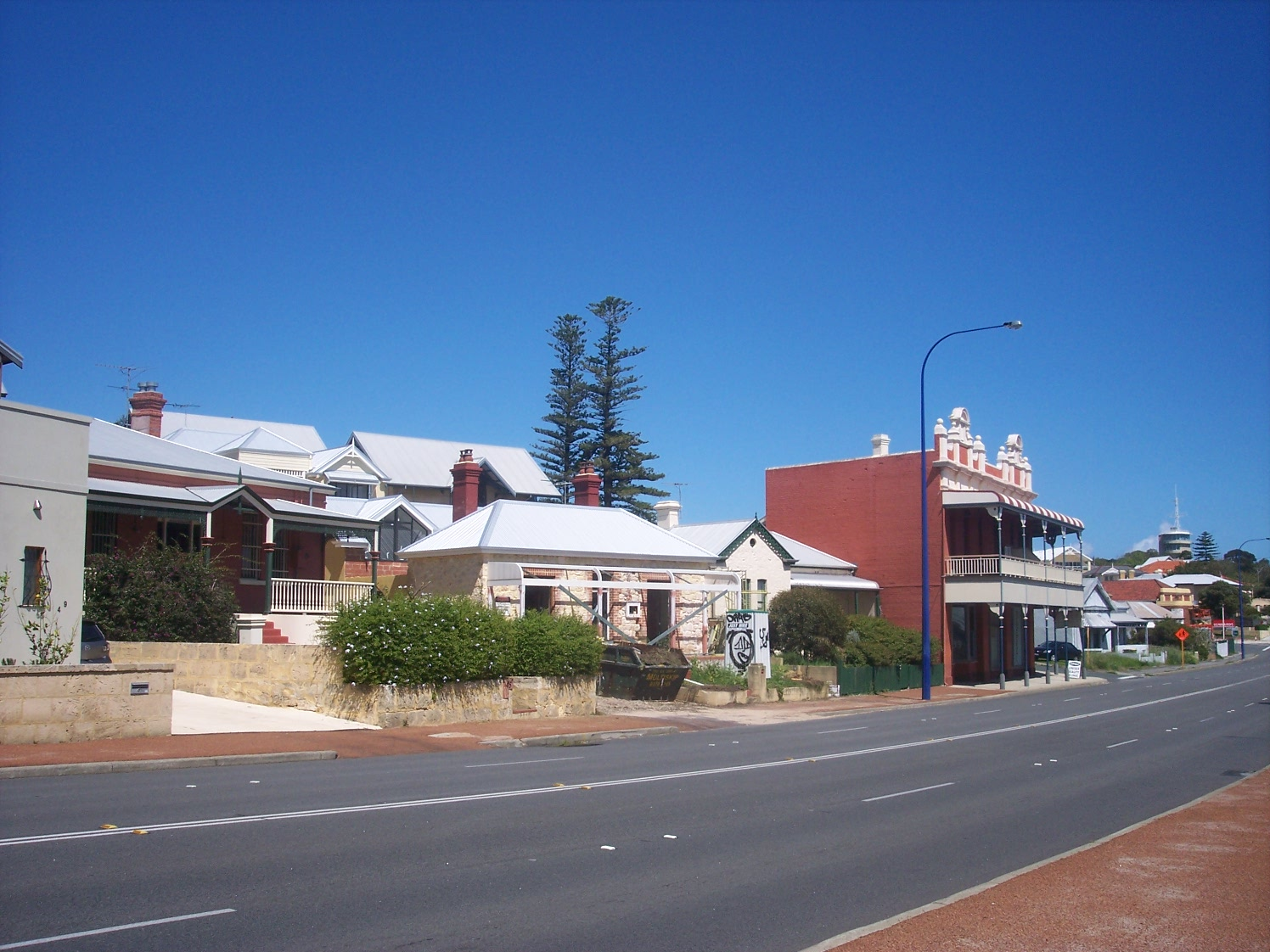 21-9-07 View SW 33-45 Canning Highway.jpg