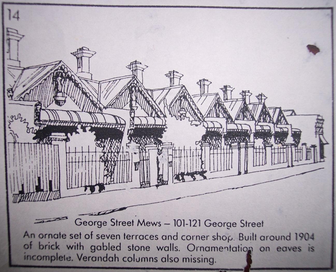 107-121 George Street