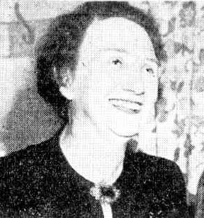 1952 President of the YWCA