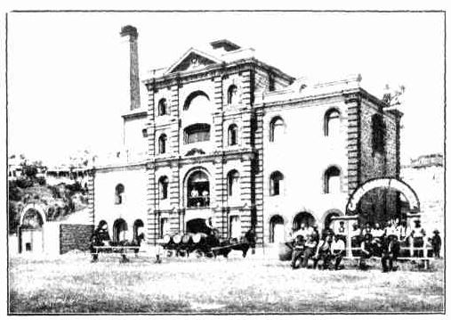 Castlemaine Brewery 1906