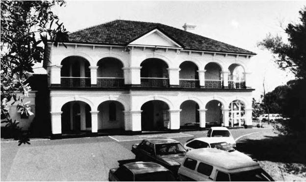 Fremantle History Centre photo #5126, c1985