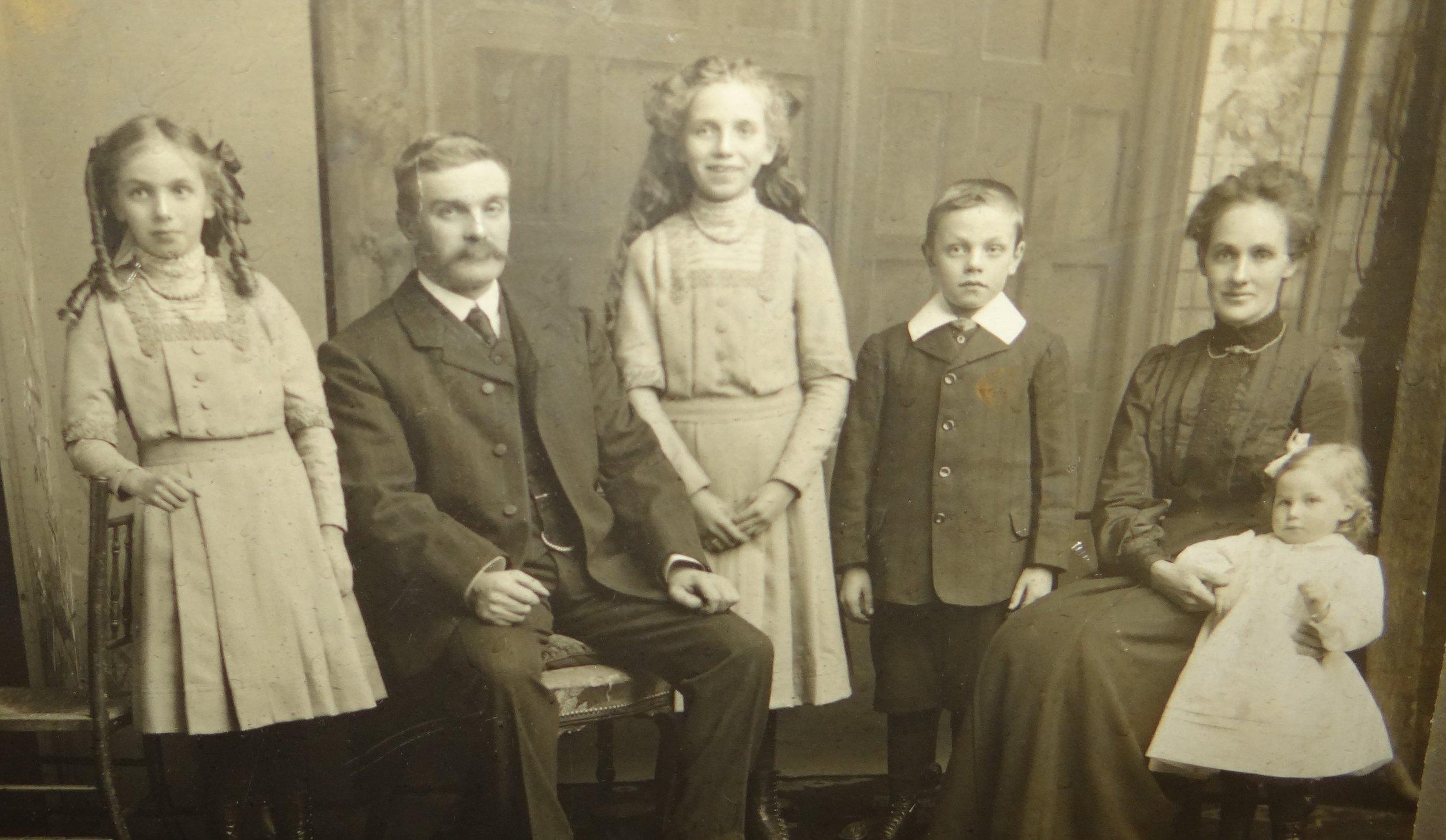 Leggate family