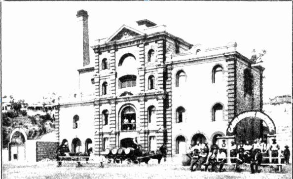 Castlemaine Brewery Fremantle  1927