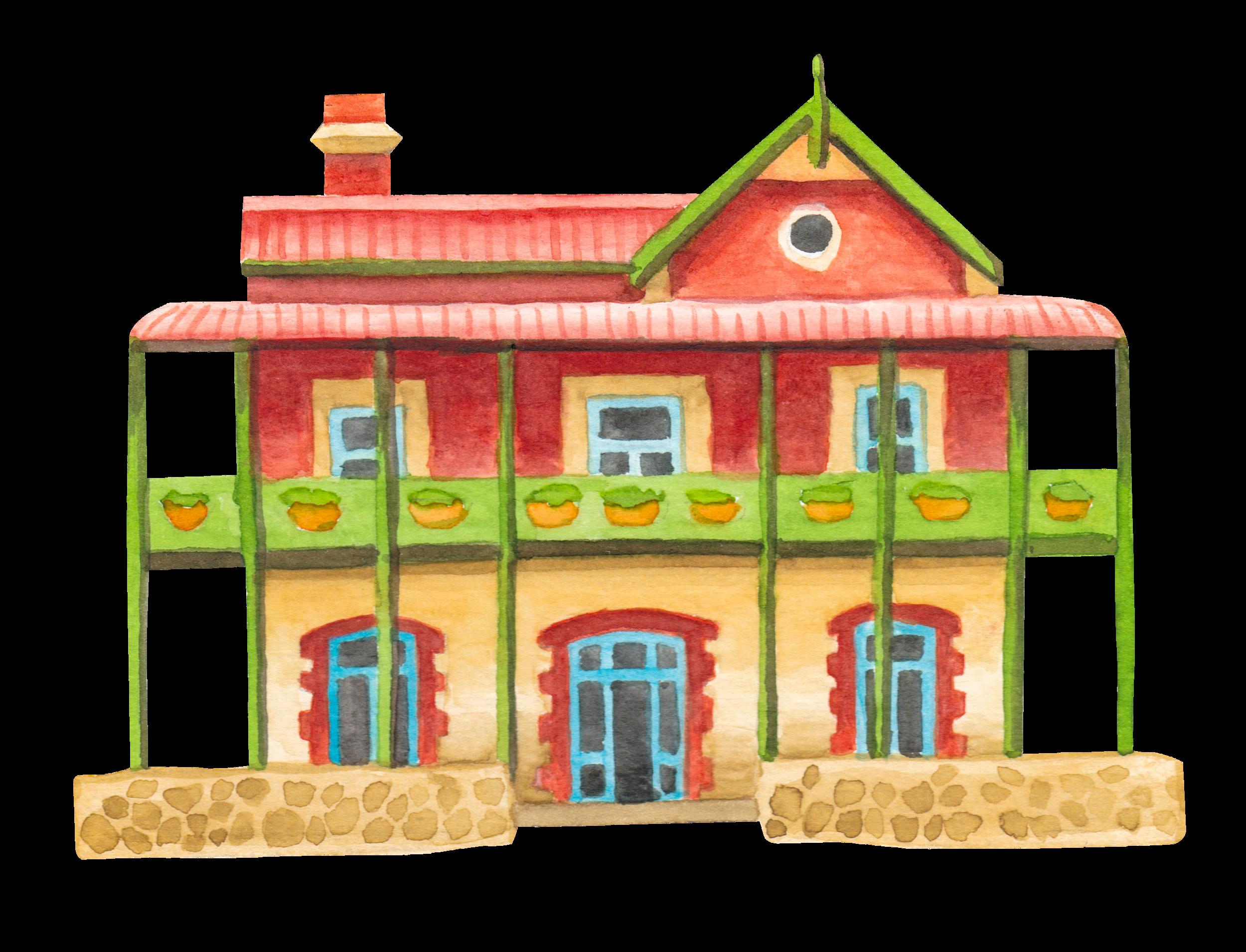 5. Carroll's House (The Left Bank)