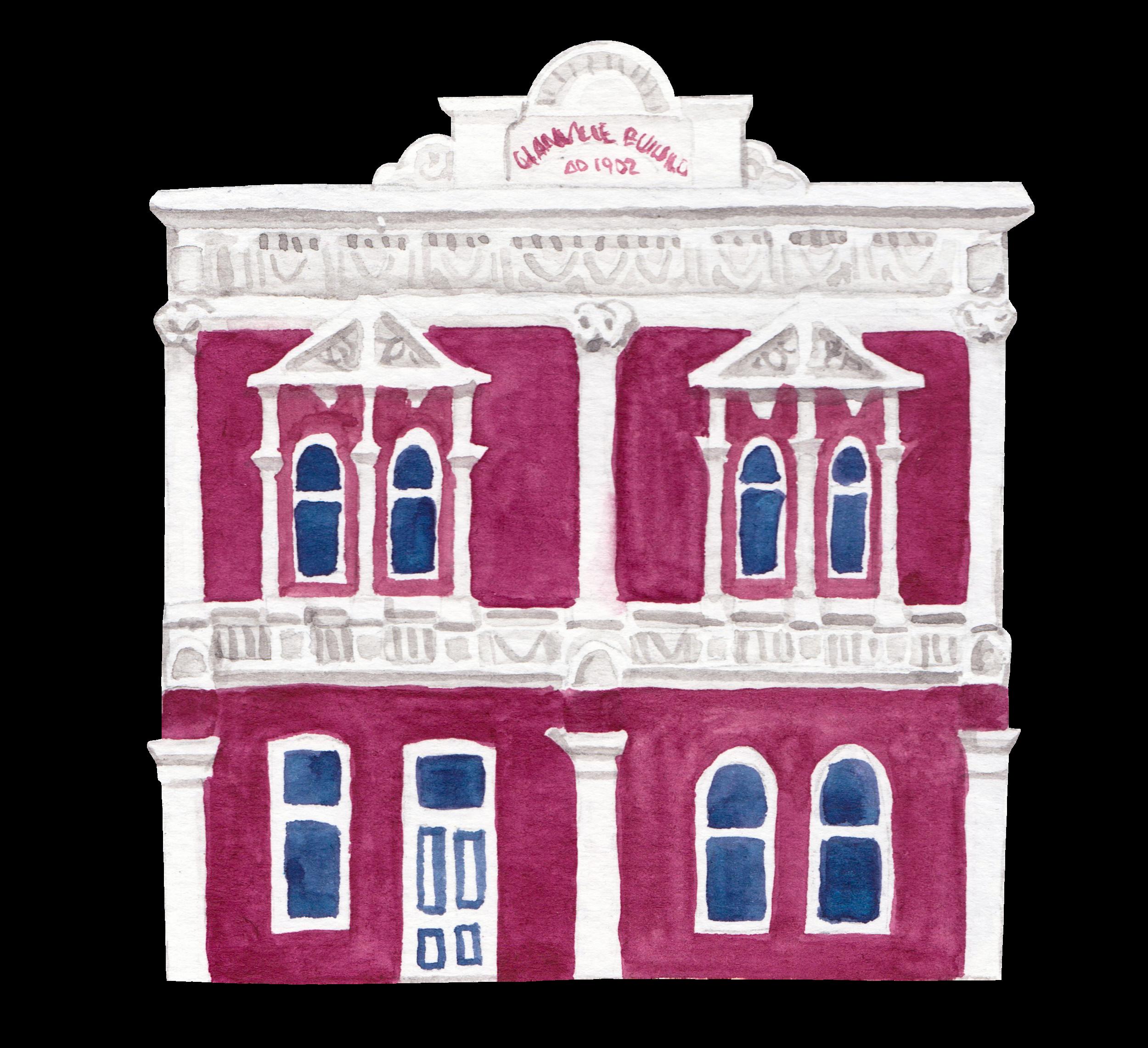 7. Glanville's Building