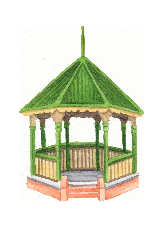 19. Locke Park Rotunda