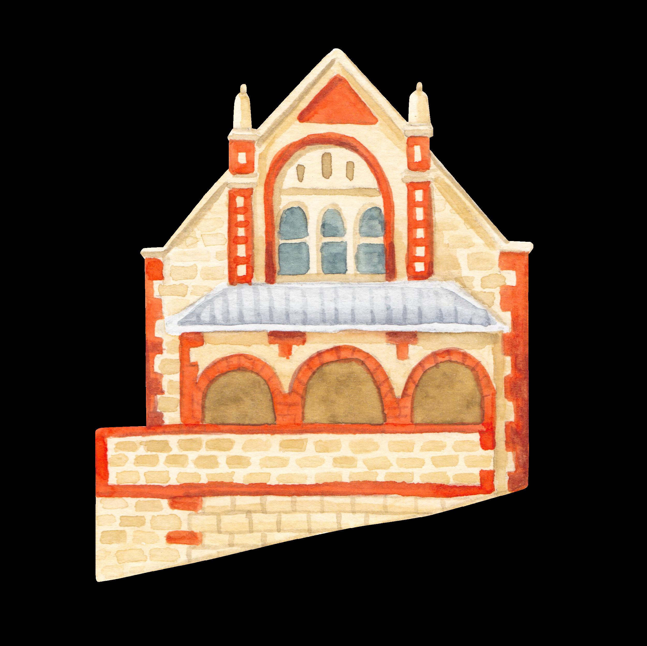 9. Former Methodist Church