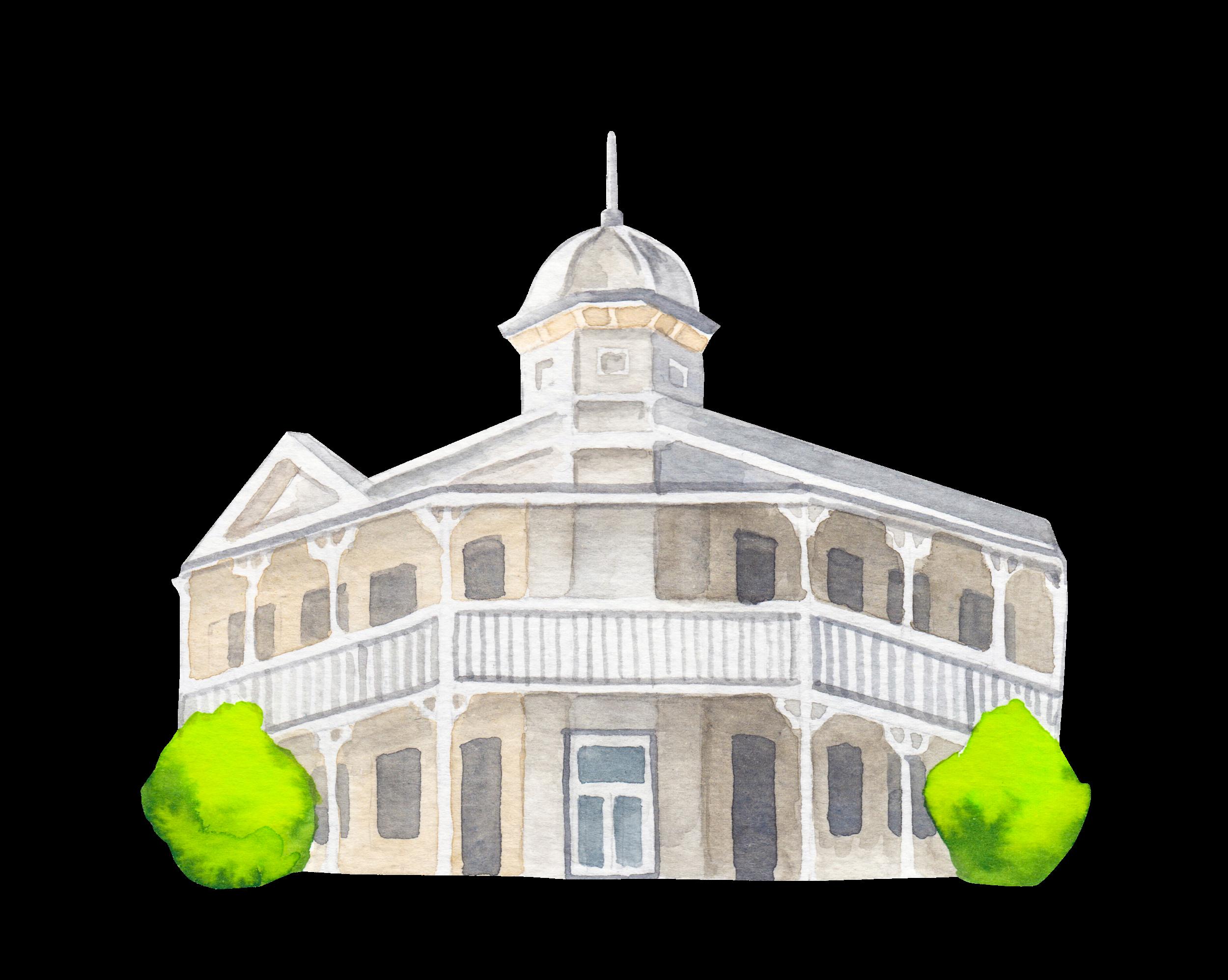 6. Plympton Hotel (Tradewinds)