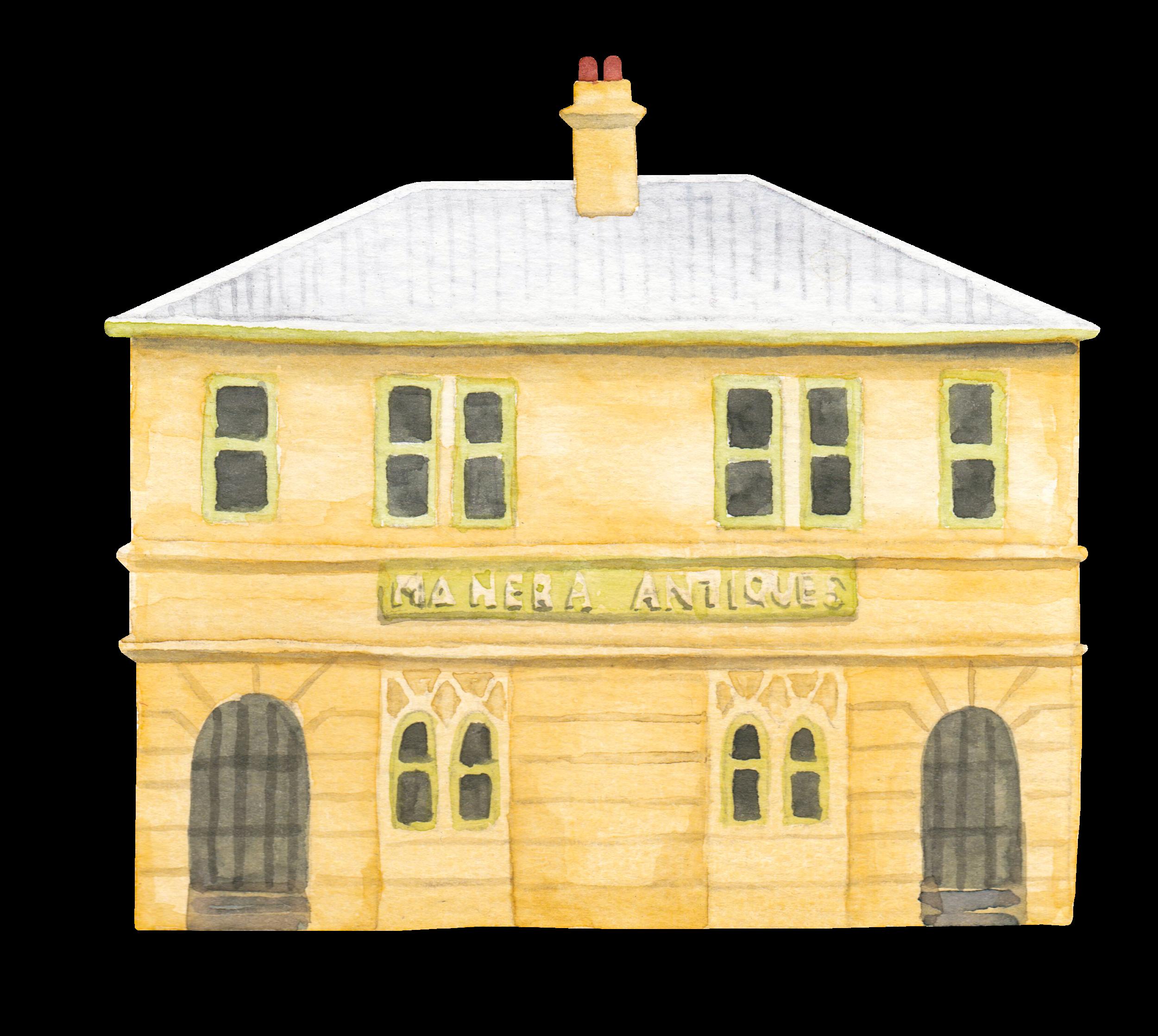 4. Former Post Office