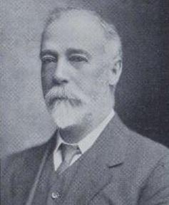 Portrait of John Hugh Gracie, taken from The Cyclopedia of Western Australia