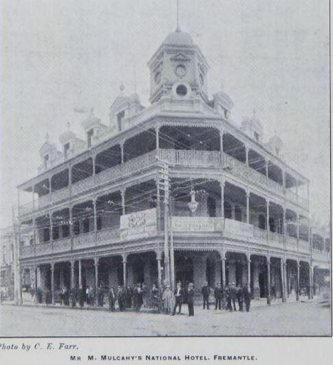 National Hotel, Fremantle