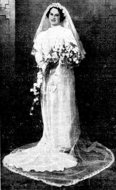 Dagmars wedding 1939