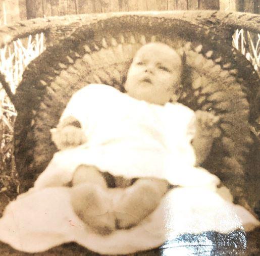 Glenda Wenham 1944