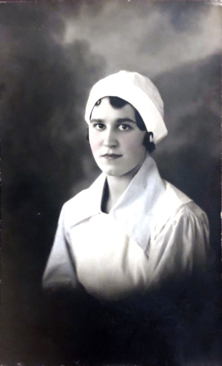 Dagmar in uniform 1933