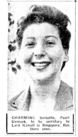 Pearl Unmack