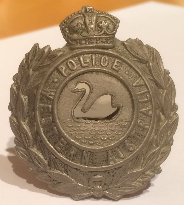 Alex Duperouzel's Long Service and Good conduct Police medal 1961