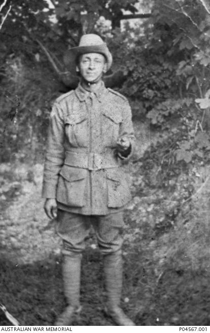 Thabet Subeih Australian War Memorial PO 4567.001