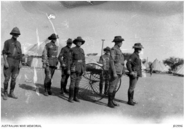 1914-1918 No 2 Australian Stationary Hospital
