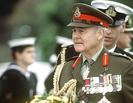 General Sir Phillip Bennett May 1992