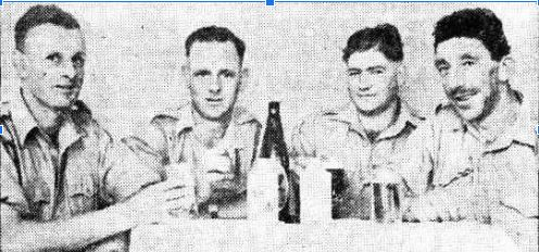 1941 E Wright second from left