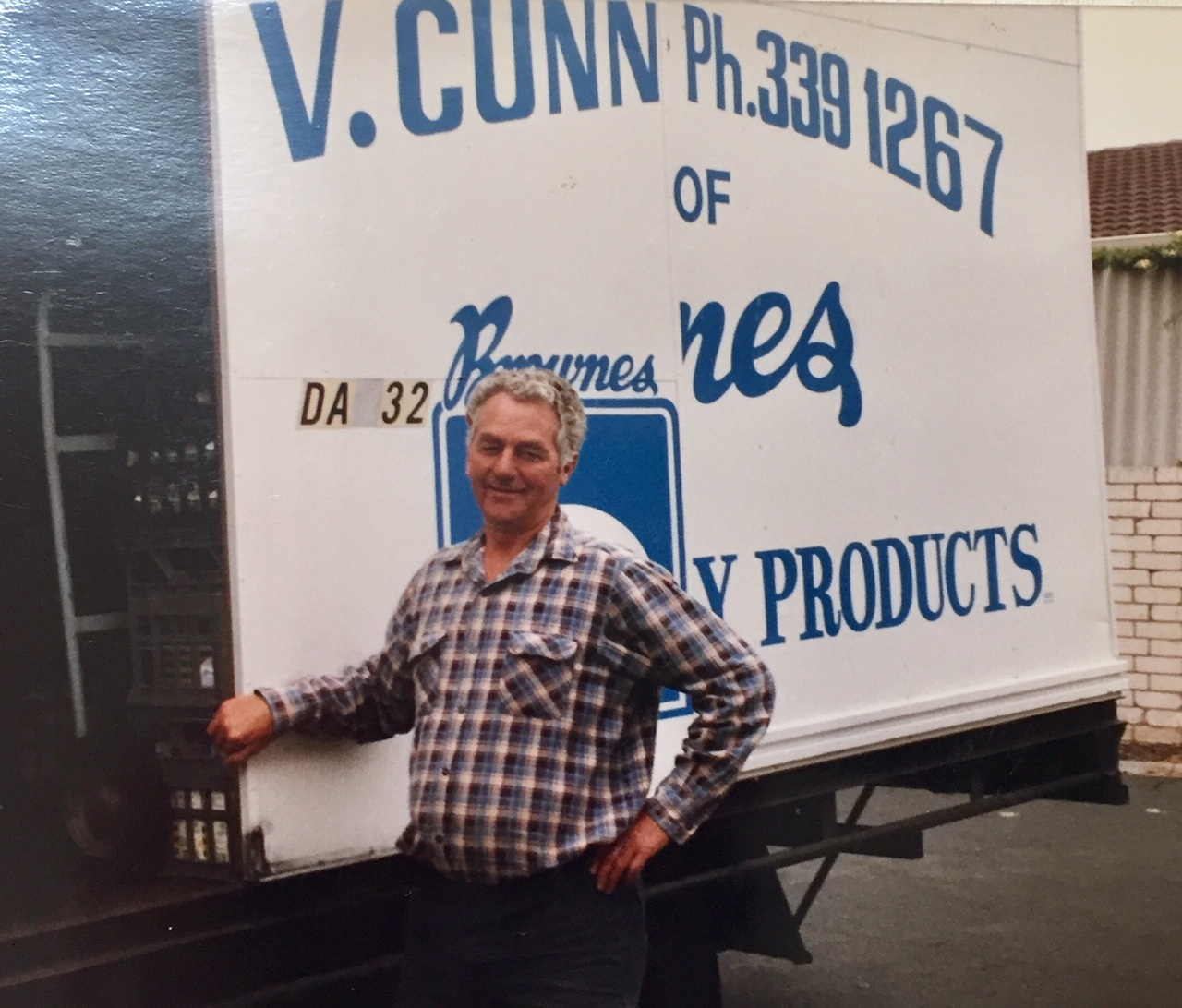 Vincent Cunningham 1977