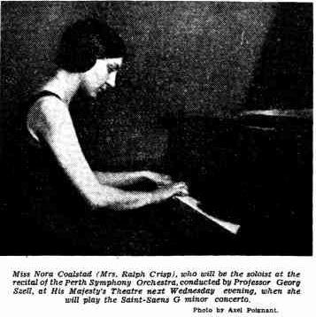 Nora Coalstad 1939