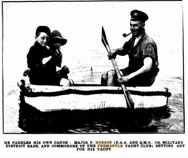 Major Dodson 1926