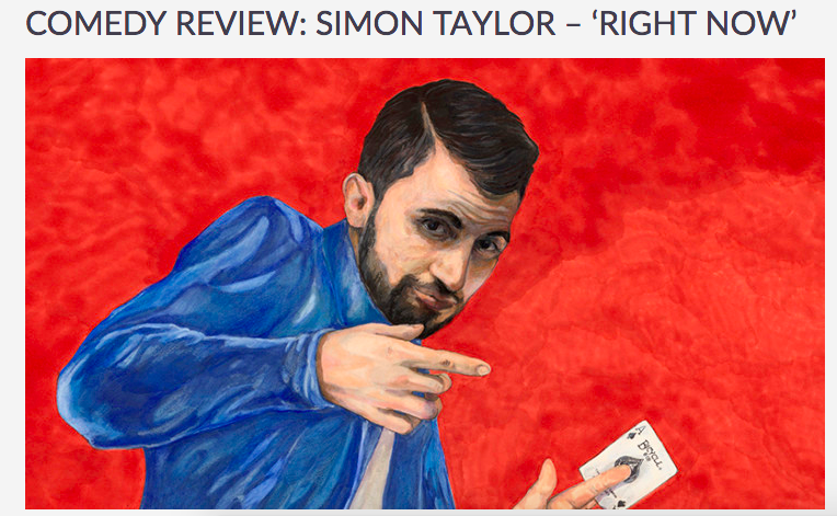 http://syn.org.au/comedy-review-simon-taylor-right-now/