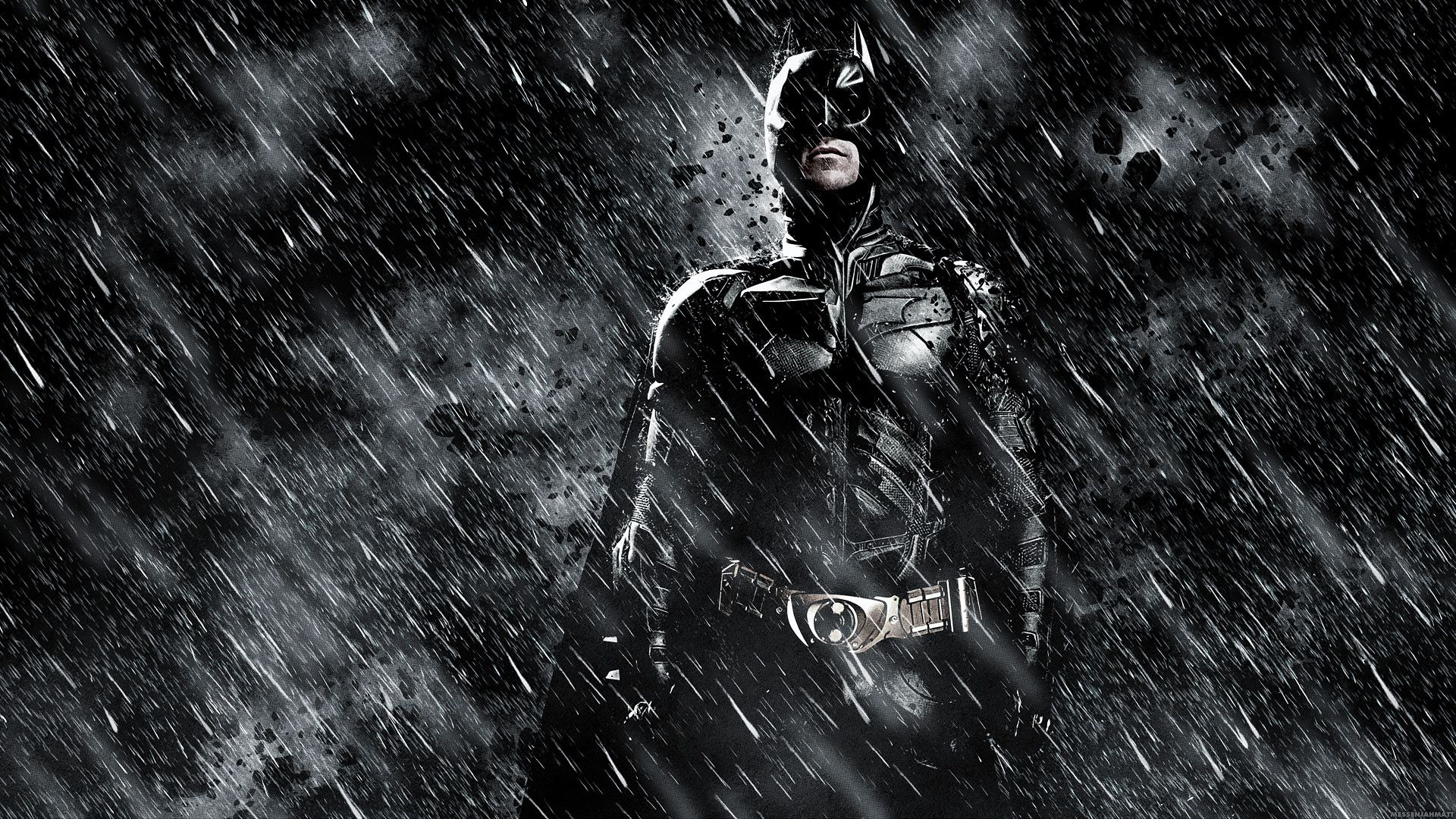 Dispelling Myths - Comic Book Elements In THE DARK KNIGHT RISES
