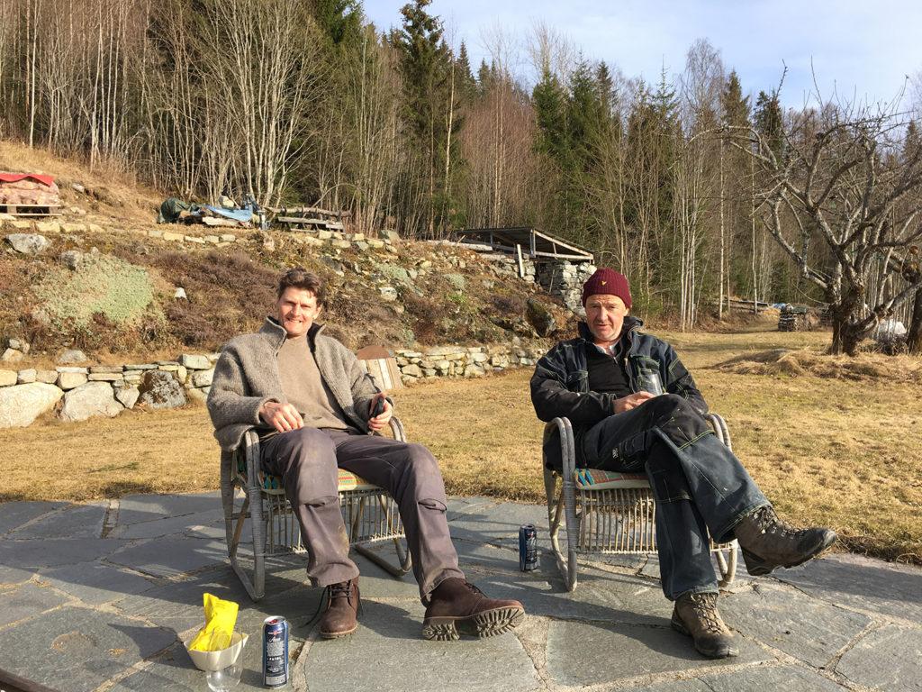 Carl von Weiler and Jon Balke