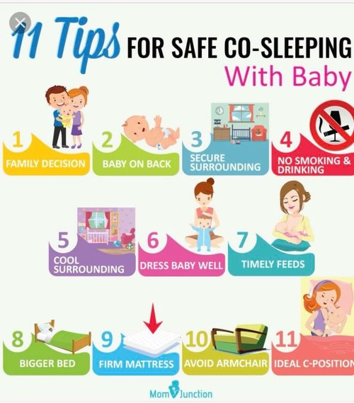 How Do I Safely Bedshare The Beyond Sleep Training Project