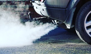 Here's a scary fact.  Did you know burning 1 litre of diesel fuel (which weighs 0.832kg) creates 2.6 kg of CO2 - over 3 times the weight of the original fuel!  You can see why we believe that saving you fuel with an engine map is a really good thing.  #green #co2 #remap #emginemapping