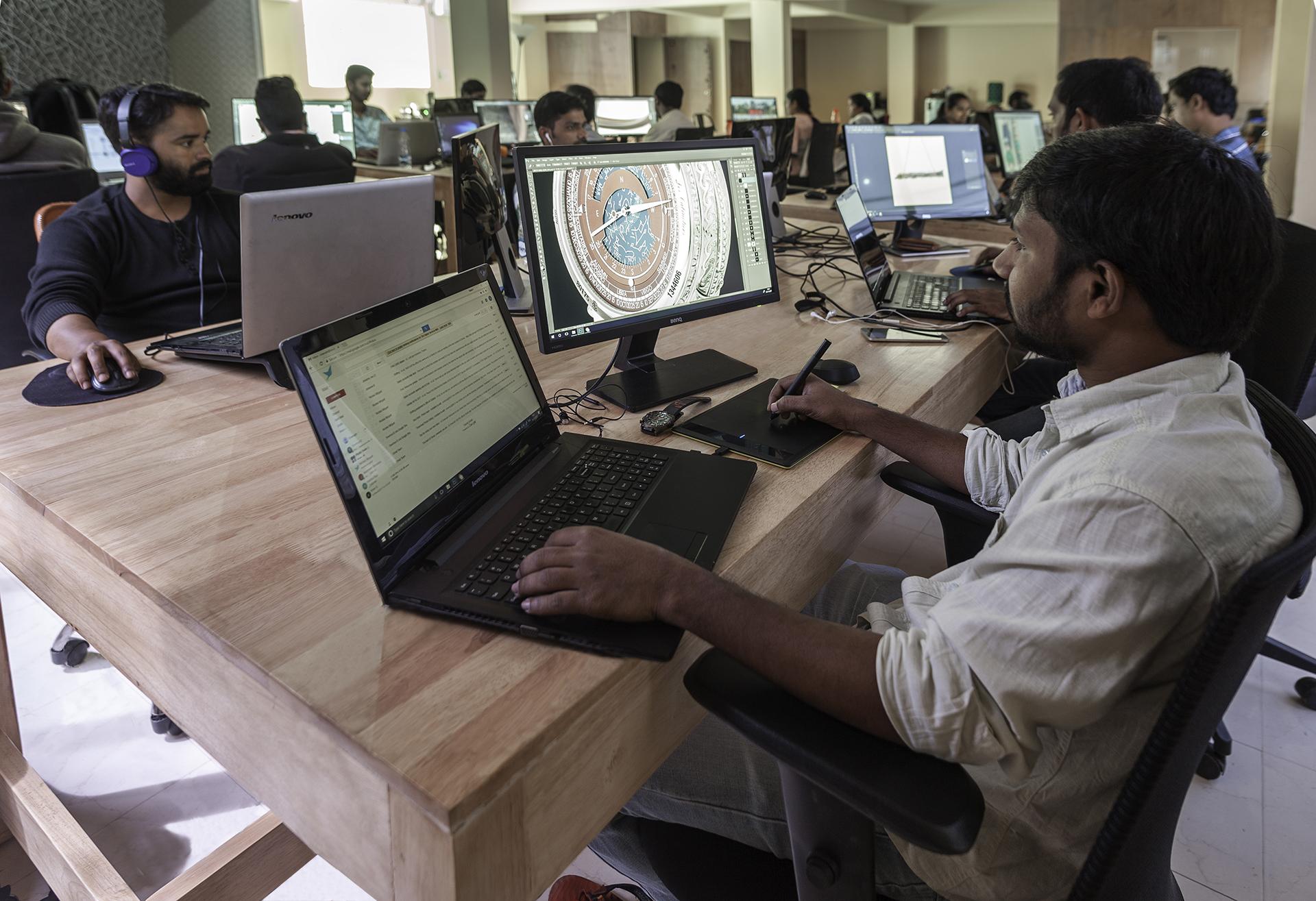 Notre bureau à Bangalore