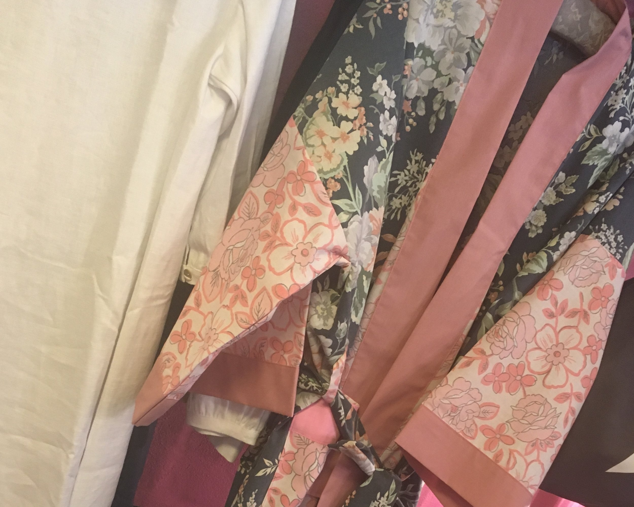 Handmade Kimonos