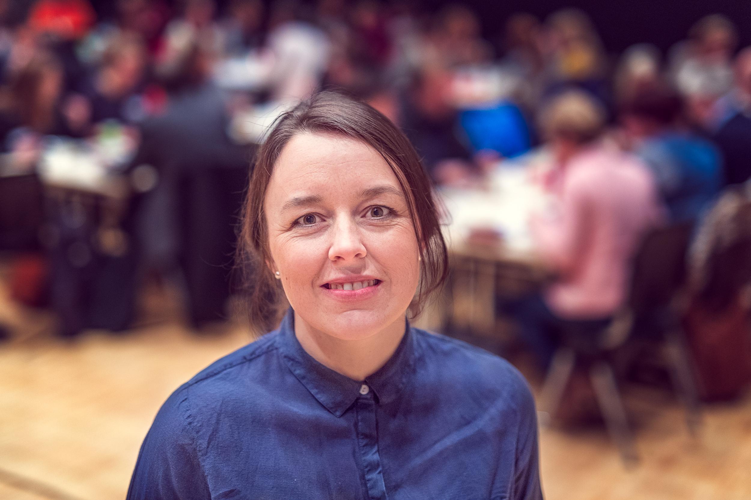 Kjersti Åvangen Flittie er en av mange deltakere i programmet Gardsgründer som Skåppå kunnskapspark arrangerer.