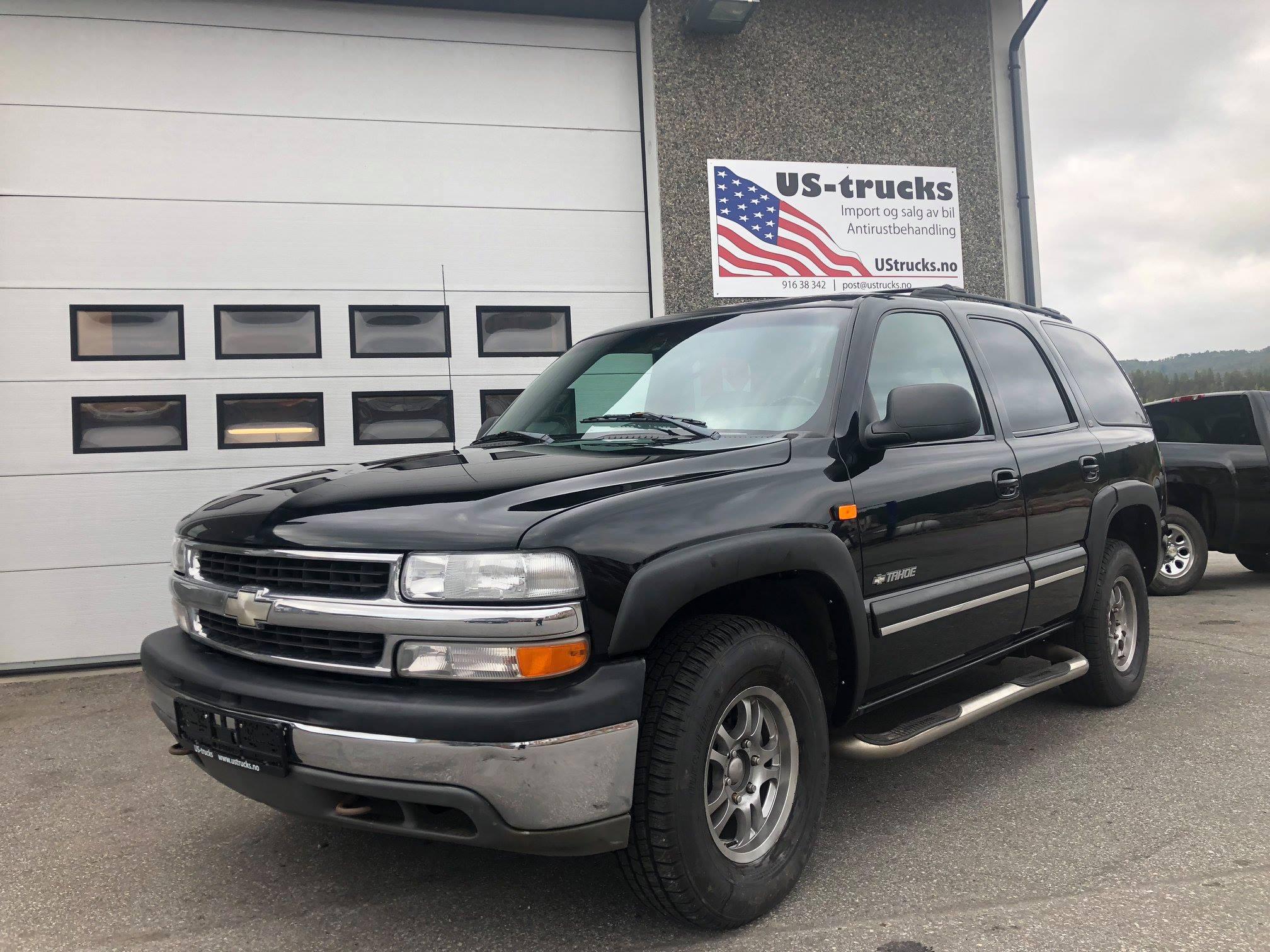 Chevrolet Tahoe 2000 - 2006 -