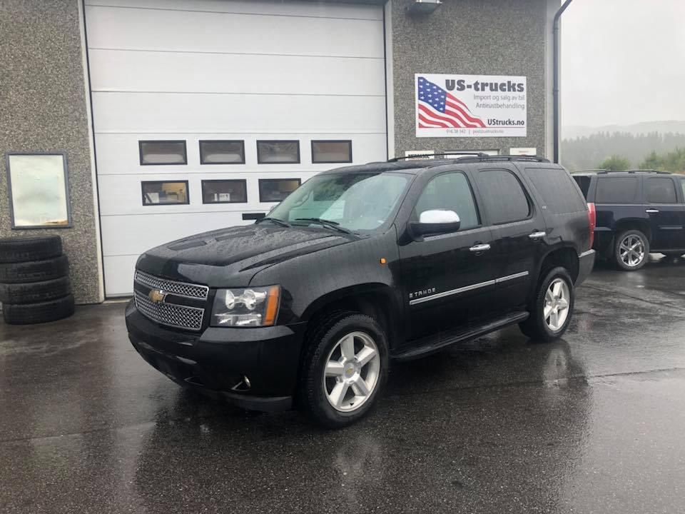 Chevrolet Tahoe 2007 - 2014 -