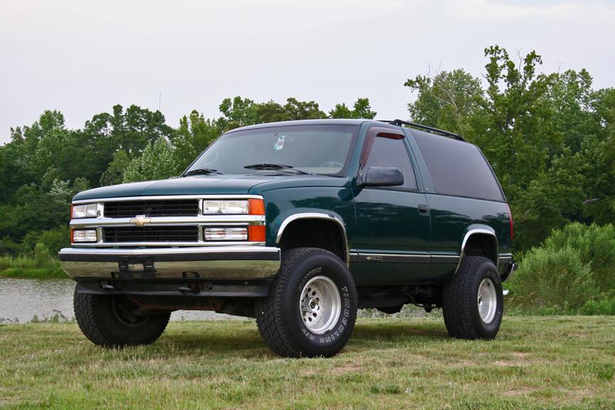 Chevrolet Tahoe 1994 - 1999 - Har litt deler til denne modellen på lager, og kan skaffe flere. Ta kontakt!