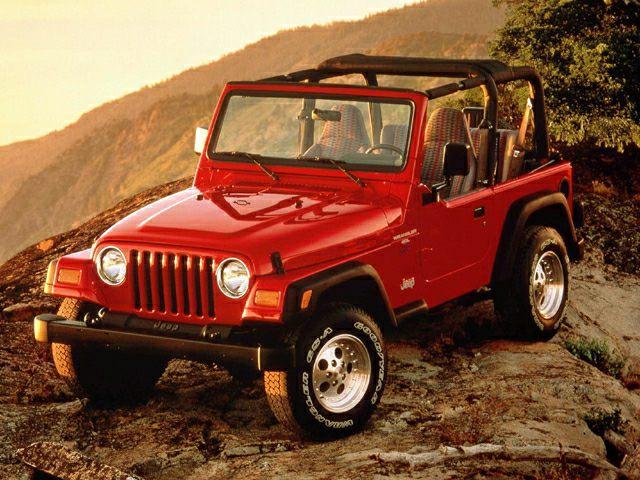 Jeep - Diverse deler til Grand Cherokee, Cherokee, Wrangler og Commander. Ta kontakt!
