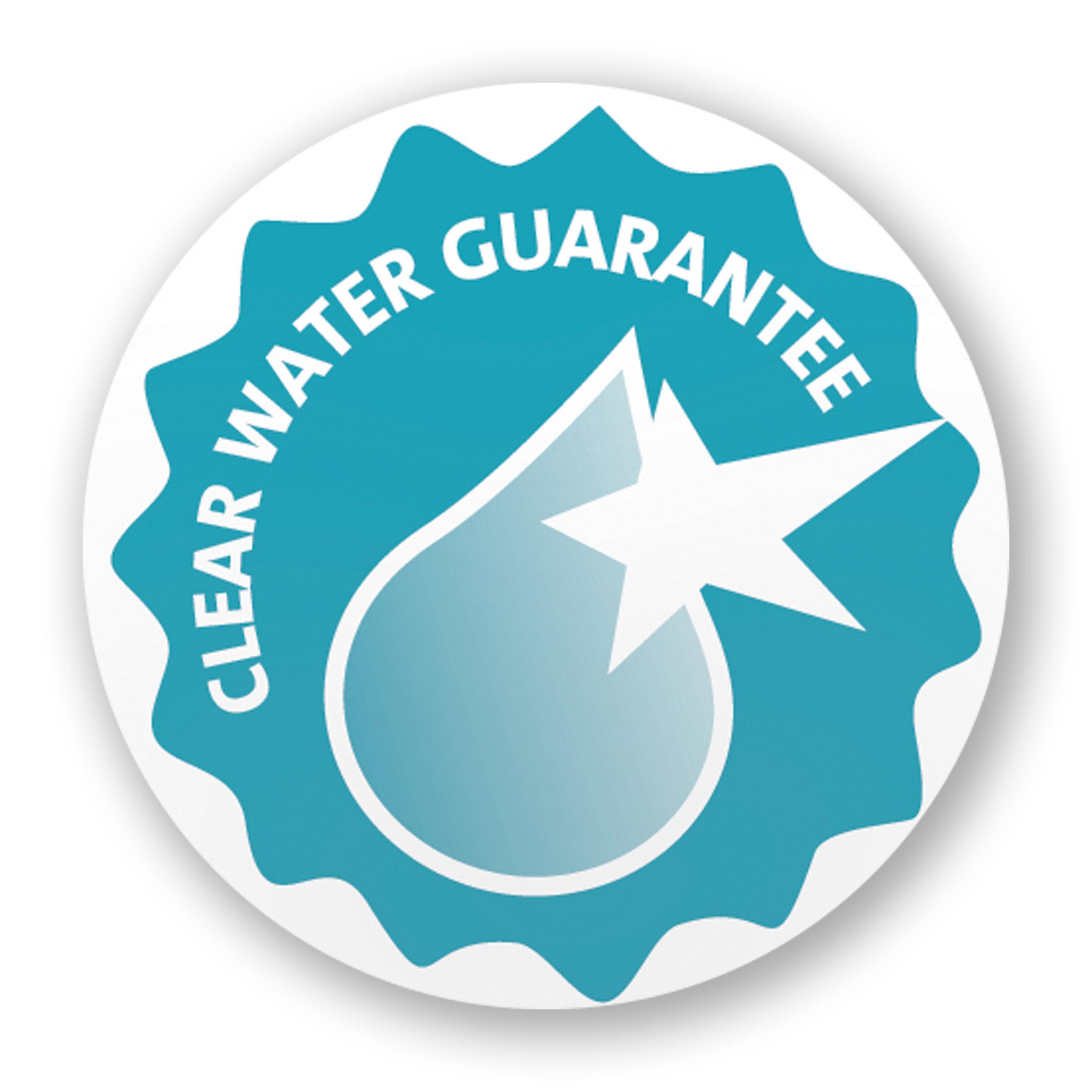 Clear Water Guarantee