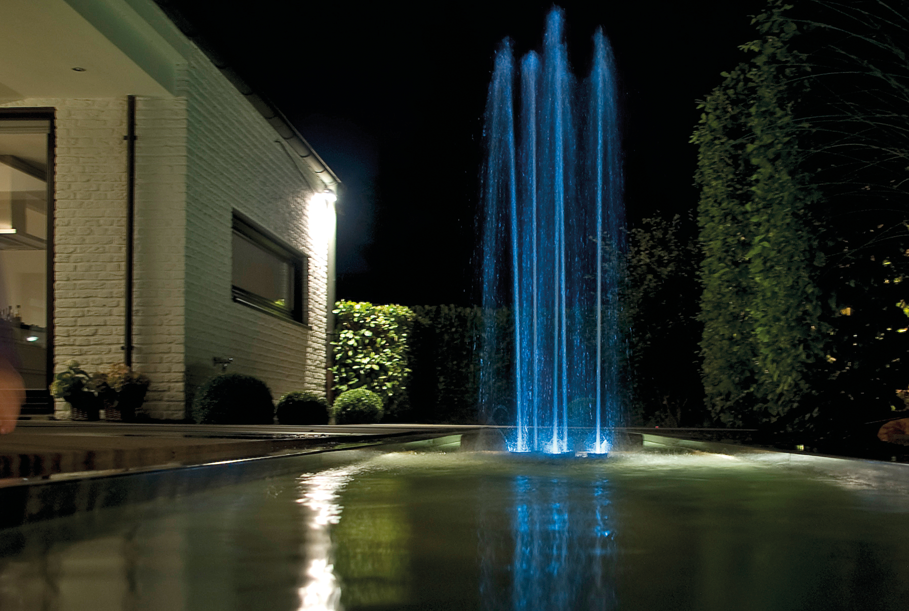 Sprucing up your Water Feature